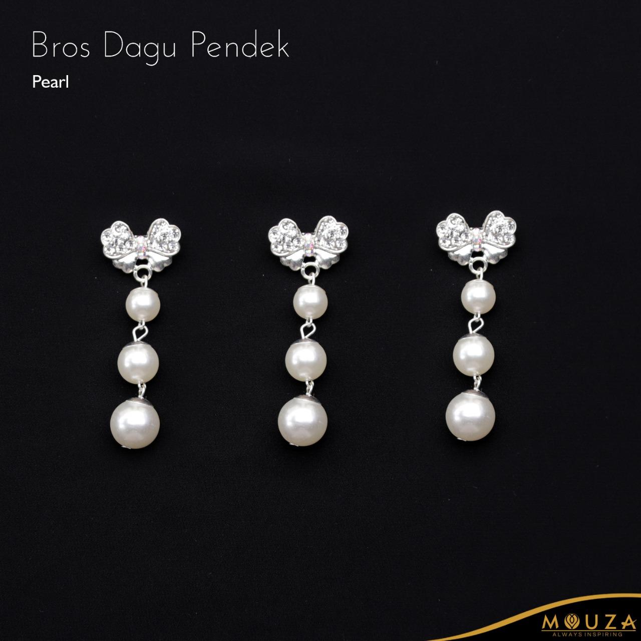 Bross Dagu Pendek  Pearl
