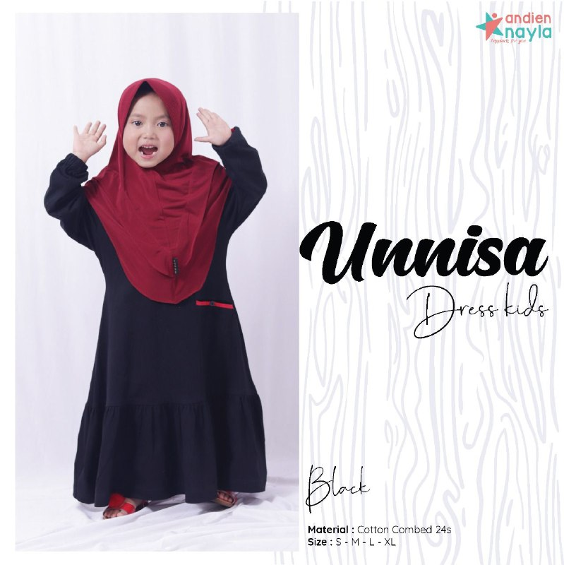 Unissa Dress Kids