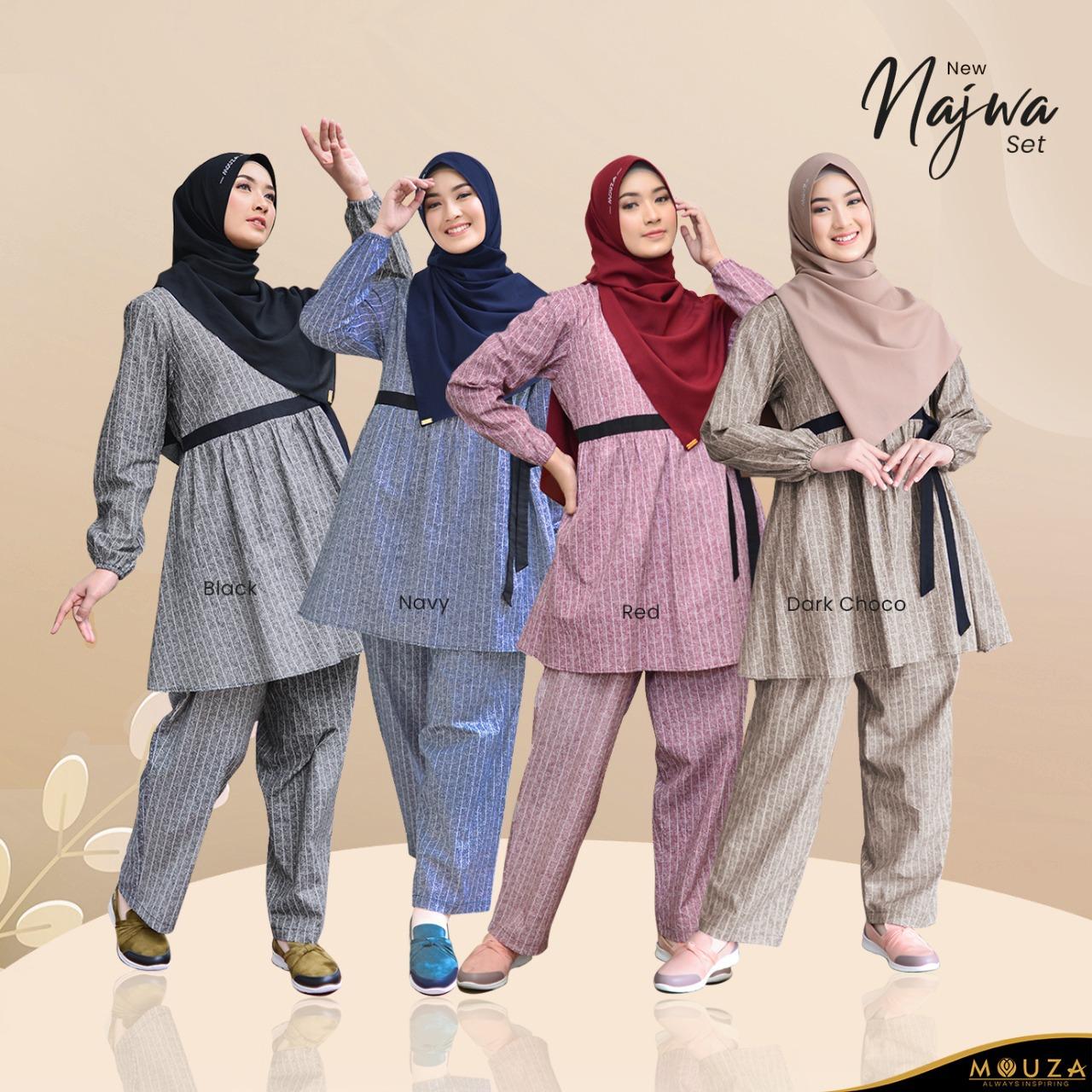 PO New Najwa Set