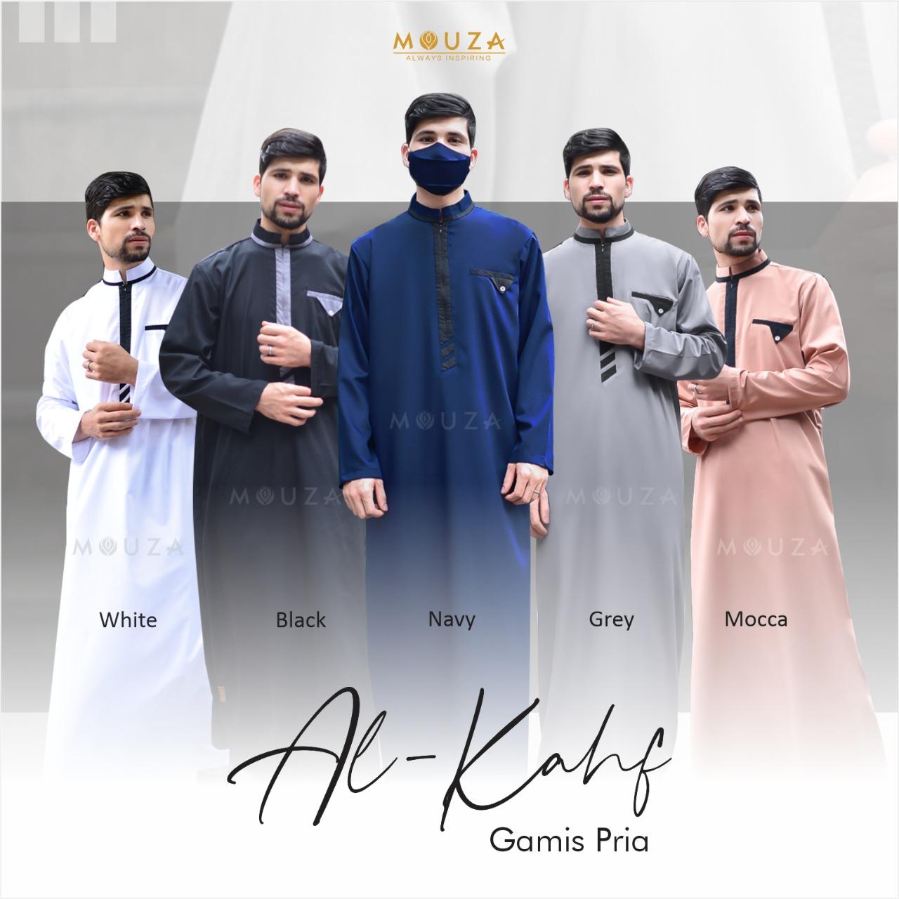 Al-Kahf Gamis Pria