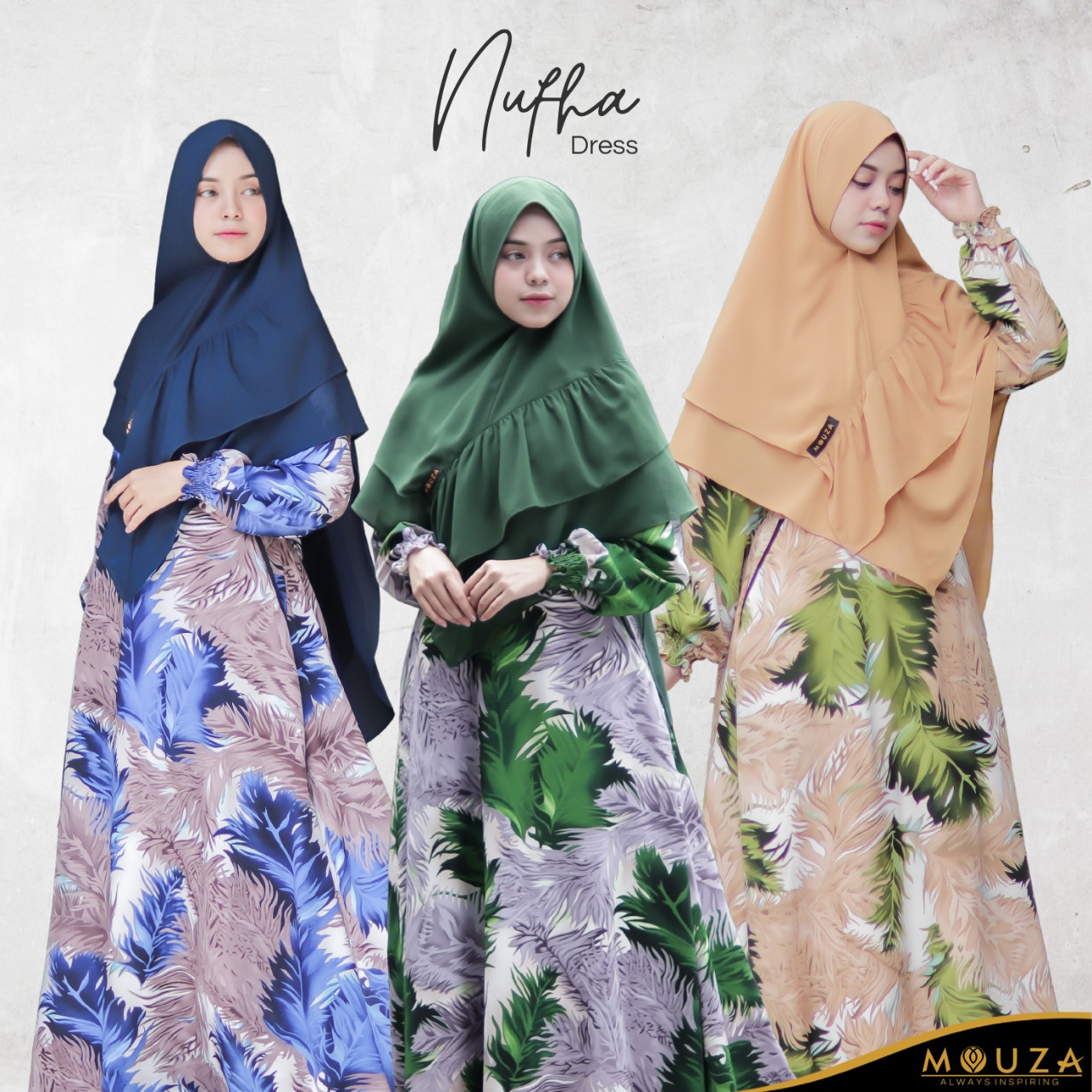 Nufha Dress