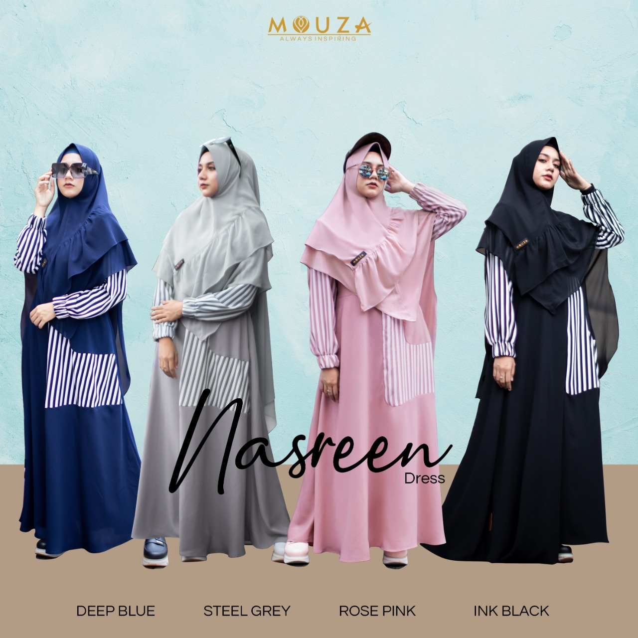 Nasreen Dress