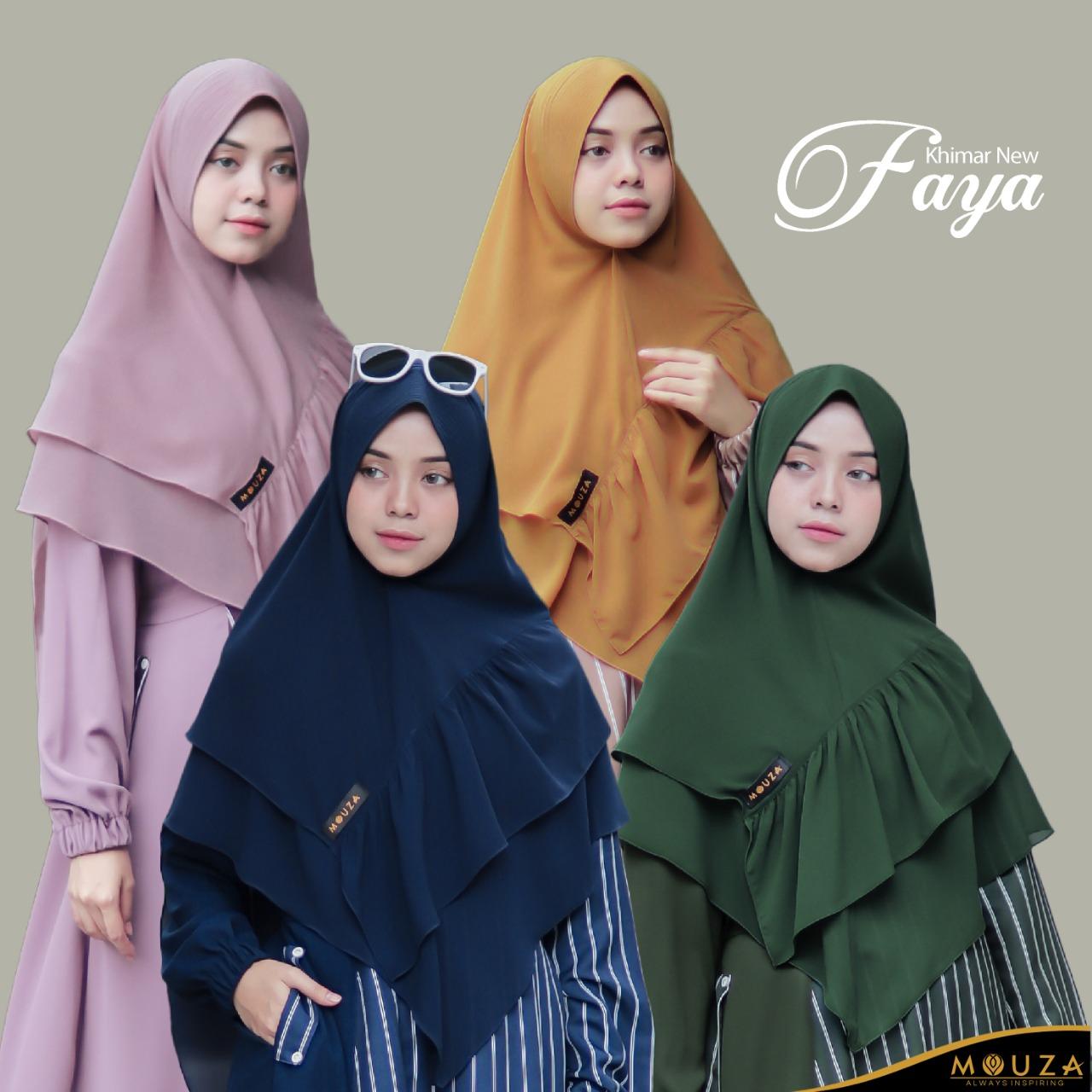 Khimar New Faya