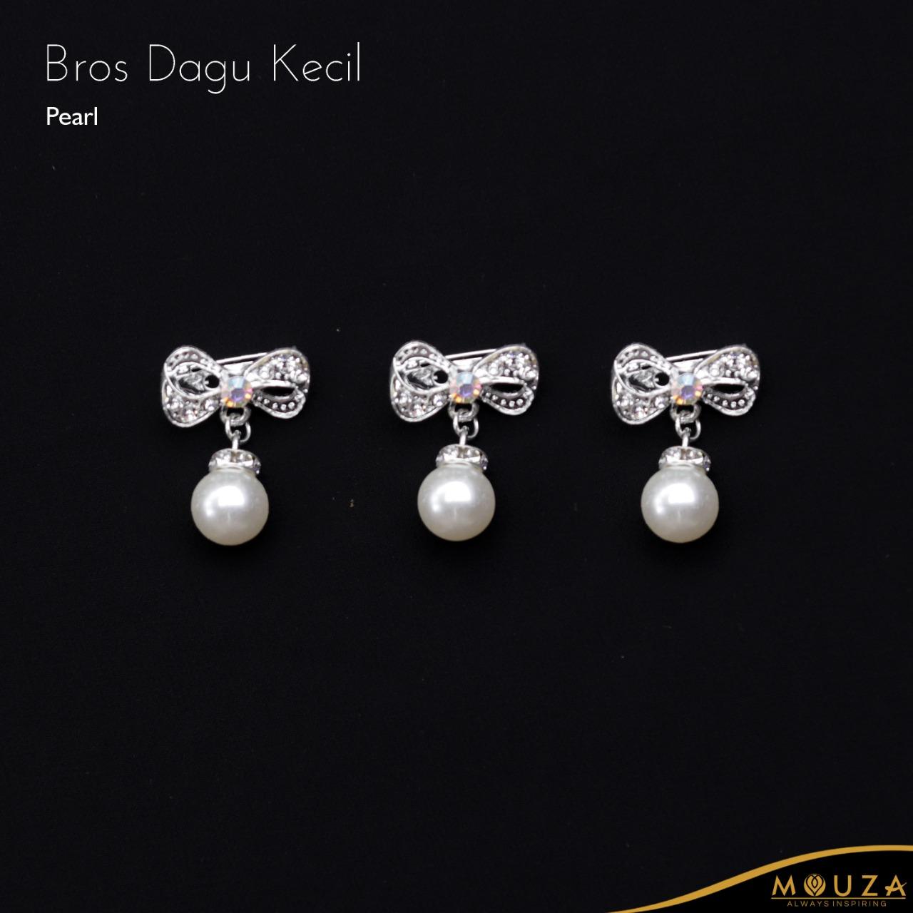 Bross Dagu Kecil Pearl