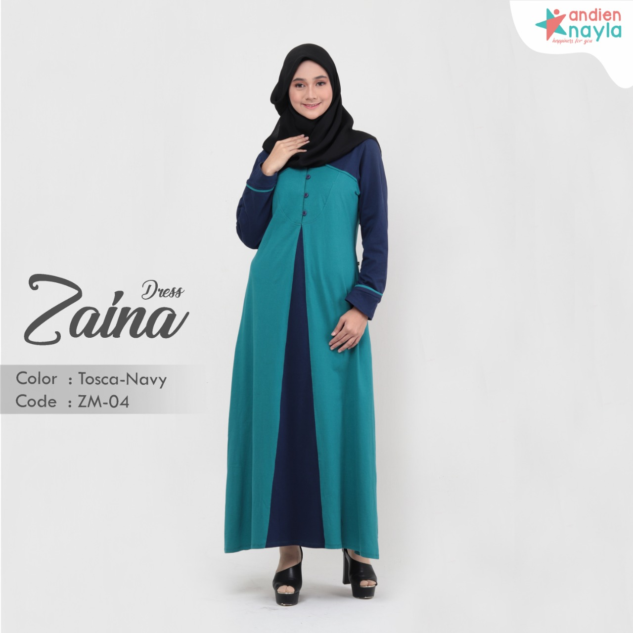 Zaina Dress Mom