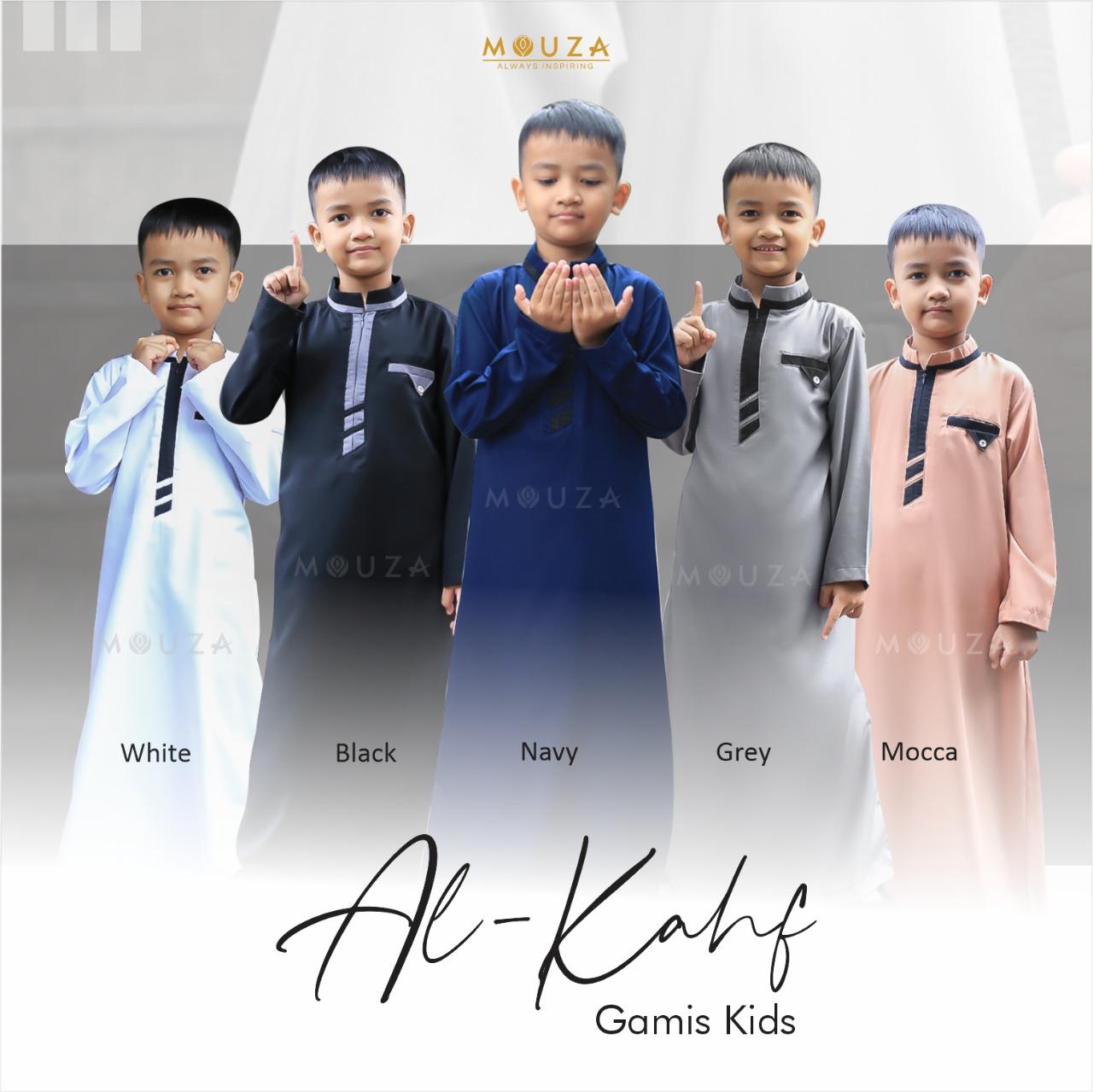 Al-Kahf Gamis Kids