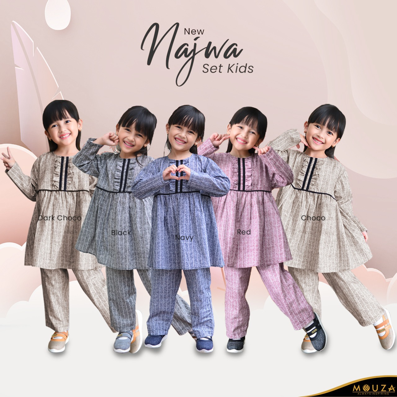 New Najwa Set Kids