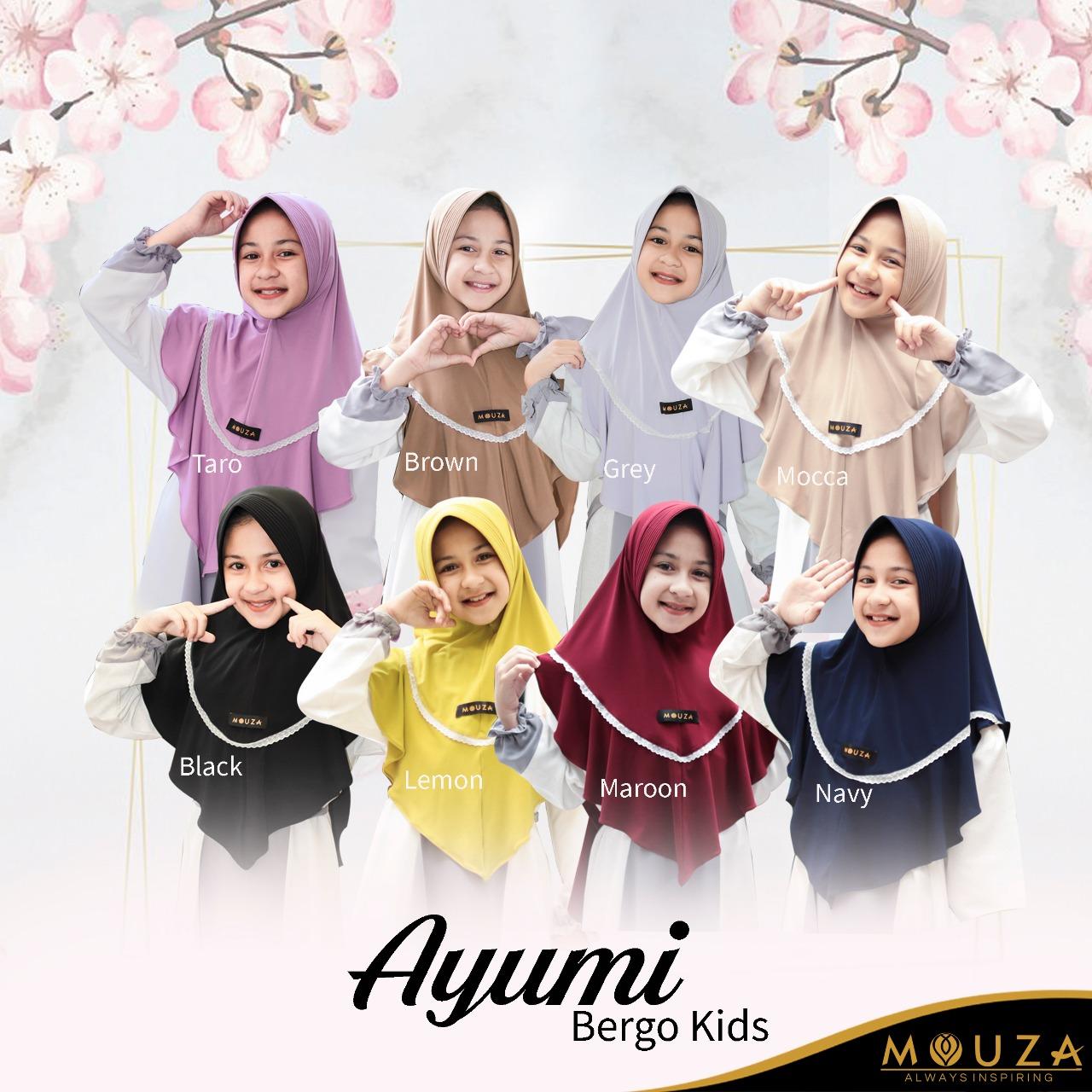 Bergo Ayumi Kids