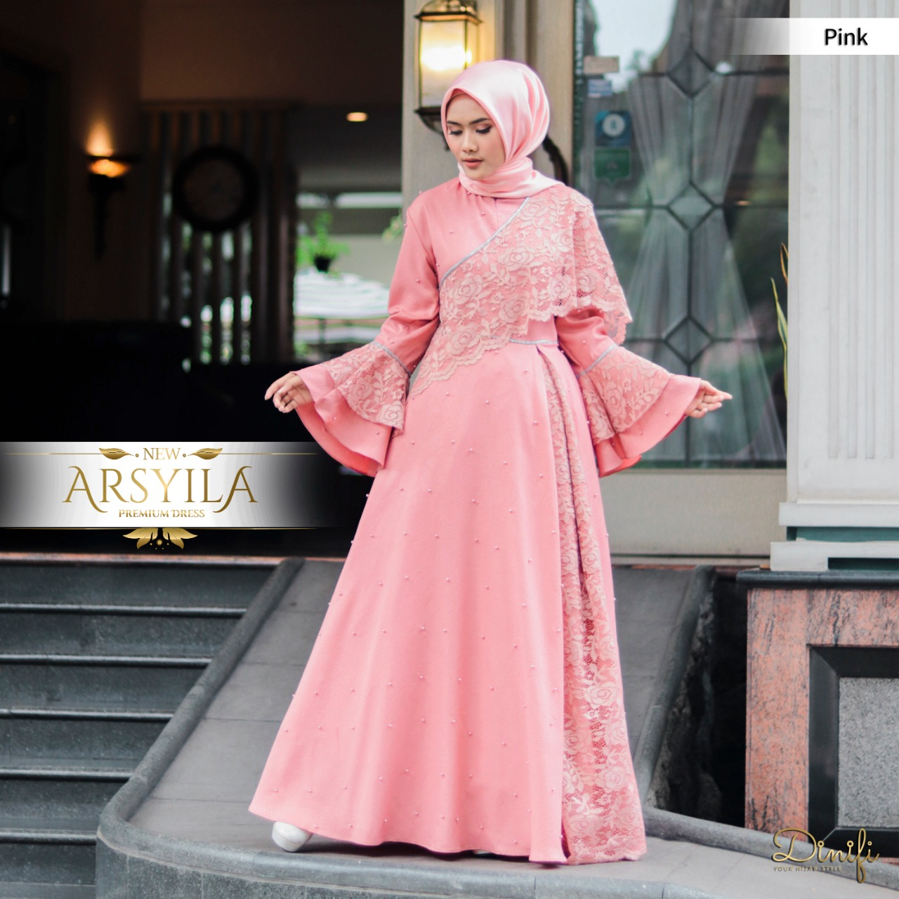 Free Stock New Arsyila Dress
