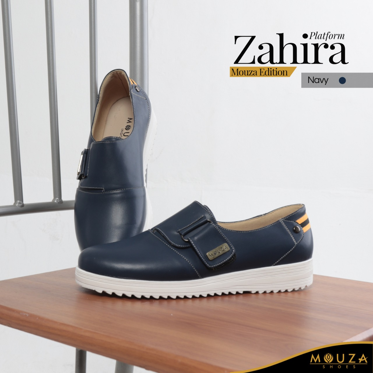 Platform Zahira By Mouza Shoes